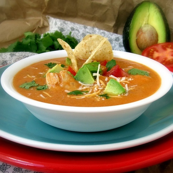 chickentortilla soup