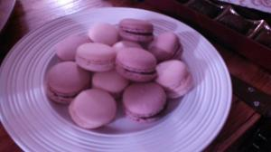 Macaroons please