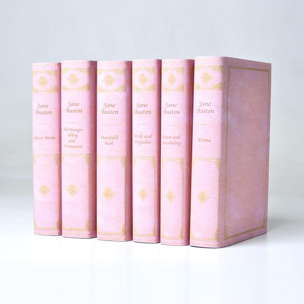 pink books