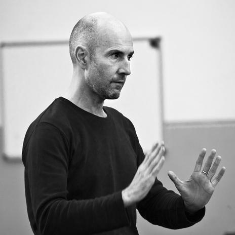 Director Ian Rickson