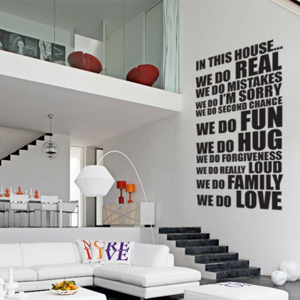 Wall Stickers, £14.99