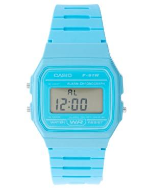 Casio Digital Blue Watch £20