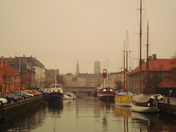 I spent a bit too much time dreaming and reminiscing about my trip to Copenhagen today.