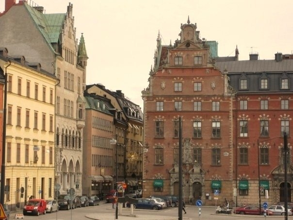 Stockholm's Old Town